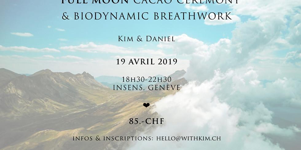 Cacao Ceremony & Biodynamic Breathwork