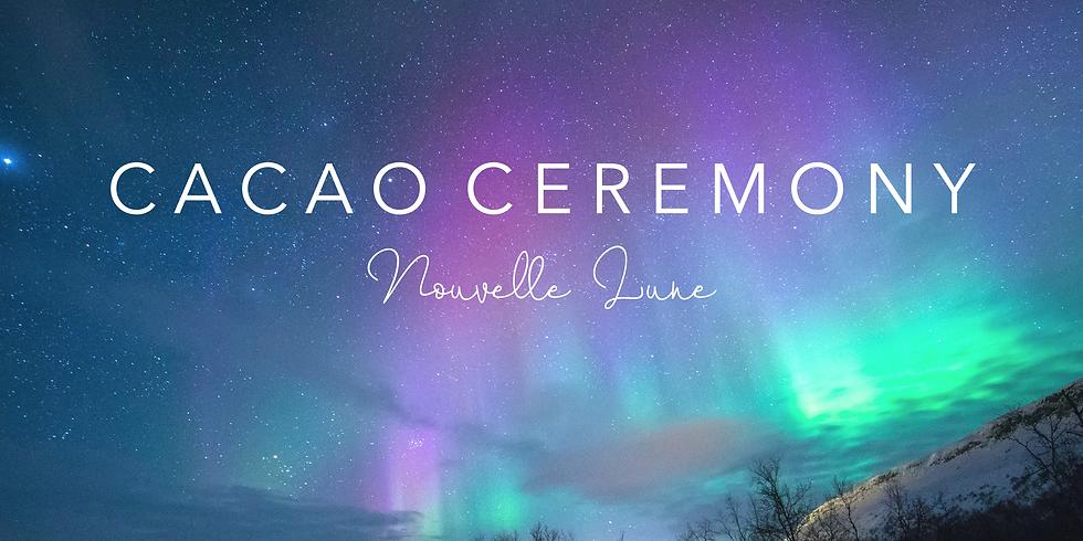 Cacao Ceremony - Nouvelle Lune (1)