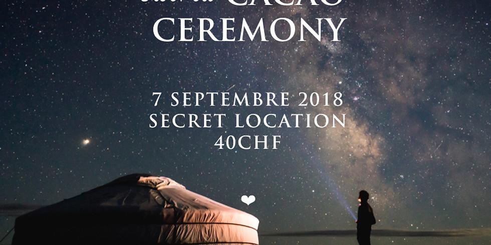 Sacred Cacao Ceremony  (1)
