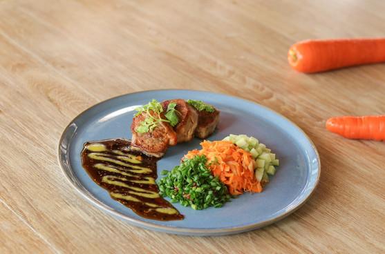 Asian Style Pork Tenderloin