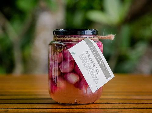 Pickled Shallot