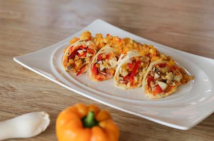 Hearty Burrito (V)