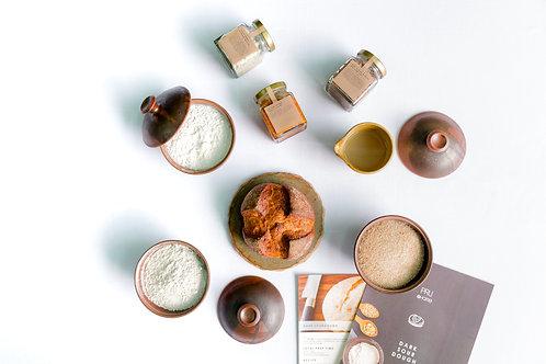 PRU Culinary Box with Sourdough Starter