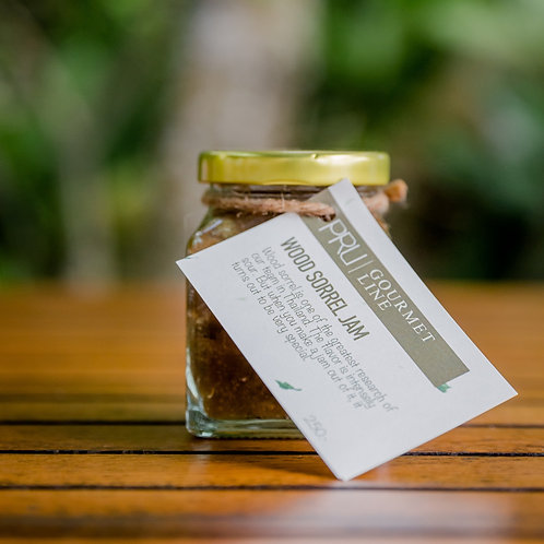 Wood Sorrel Jam