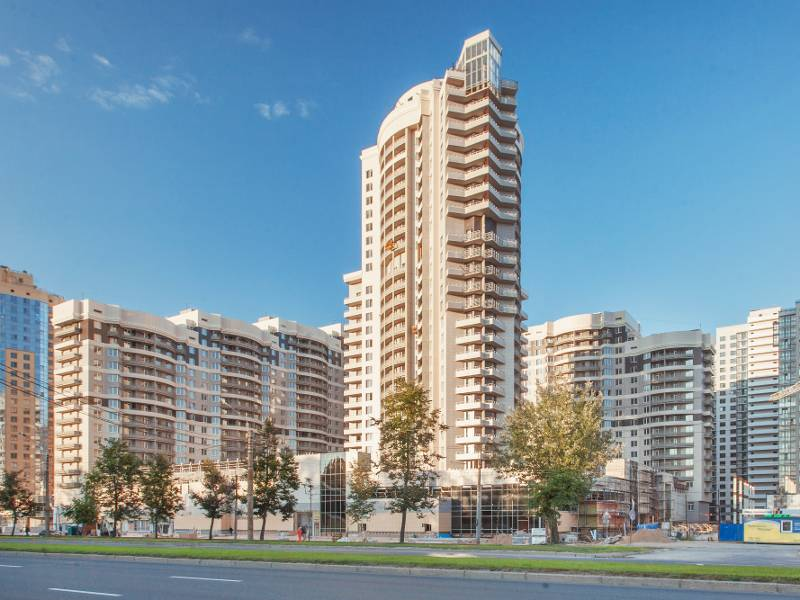 Ozerki Towers Housing Complex