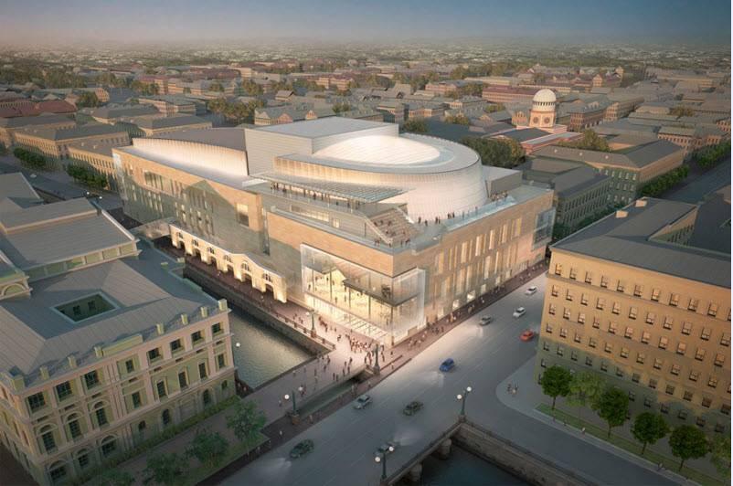 Marinskii Teater, New Scene