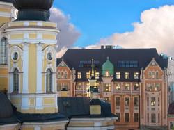 Complex Auto park- St.Petersburg