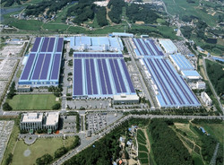 Hyundai Automobile Factory