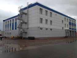 Pulkovo Airport ESTOP Building