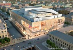 Mariinskiy Theatre, New Scene