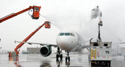 Pulkovo Airport De-icing Buildings