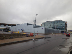 Pulkovo Airport Carpark Building