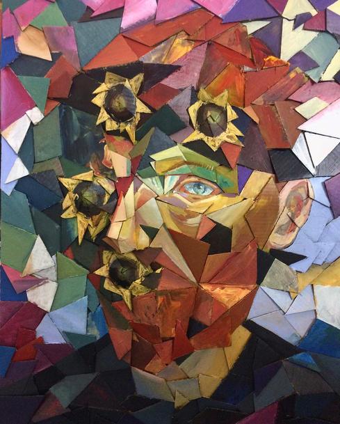 Vincent's flowers