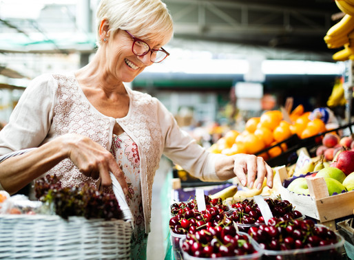 Healthy Aging Month: A Celebration of Flavonoids