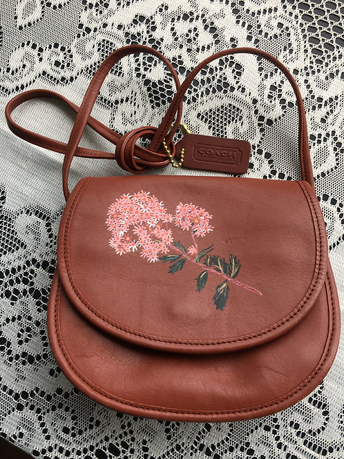 NAOKO~ Vintage Leather Handbag
