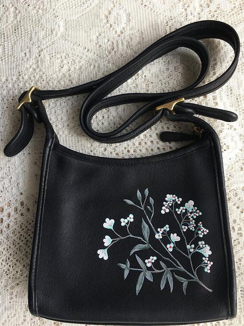 MIYAKO~ Vintage COACH Legacy Zip Handbag