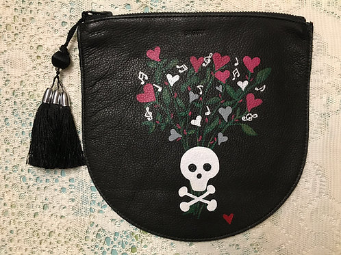 MARNIE~ Leather Pouch