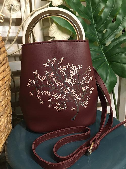 ELLA~ Vegan Leather Handbag