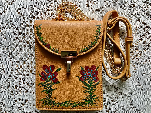 JANE MICHELE~ Vegan Leather Phone Case