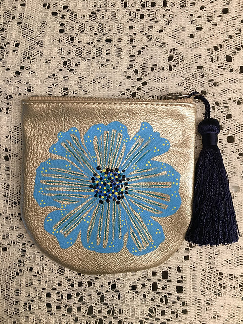 ROO ~ Leather Coin Pouch