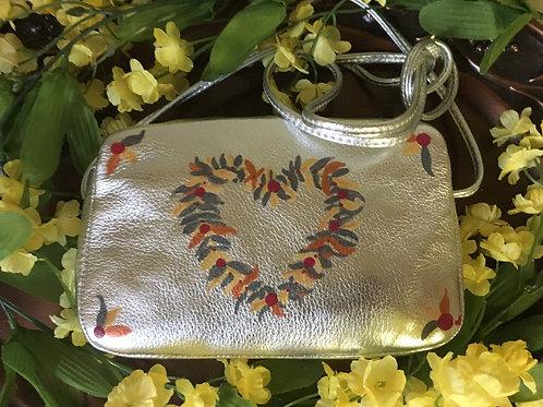 HOLLY ~Leather Crossbody Mini Handbag