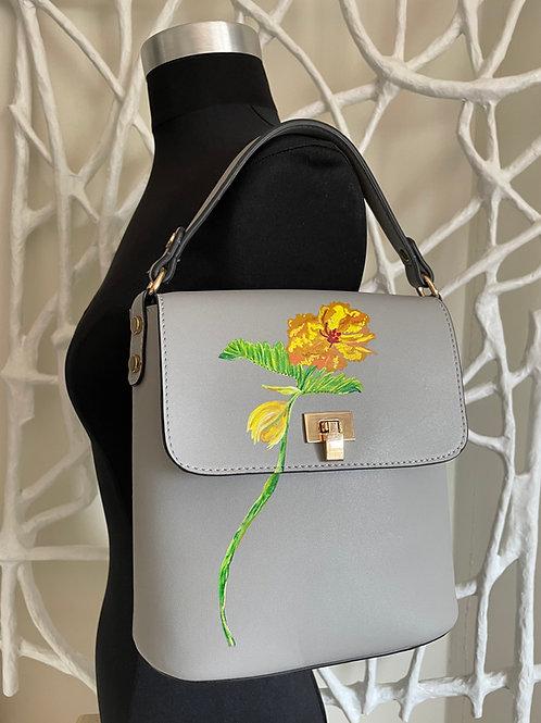 MICHELLE ~ Vegan Leather Handbag