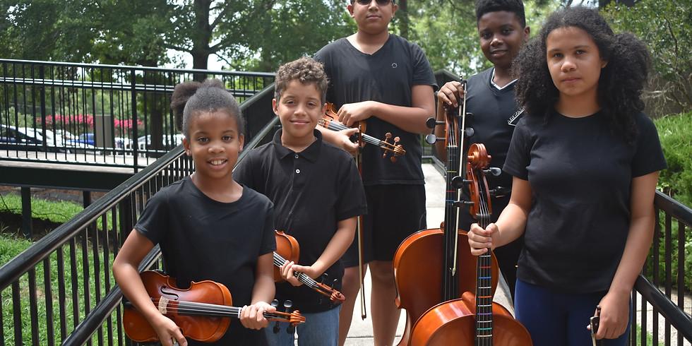 BCMS String Ensemble X Verona Quartet