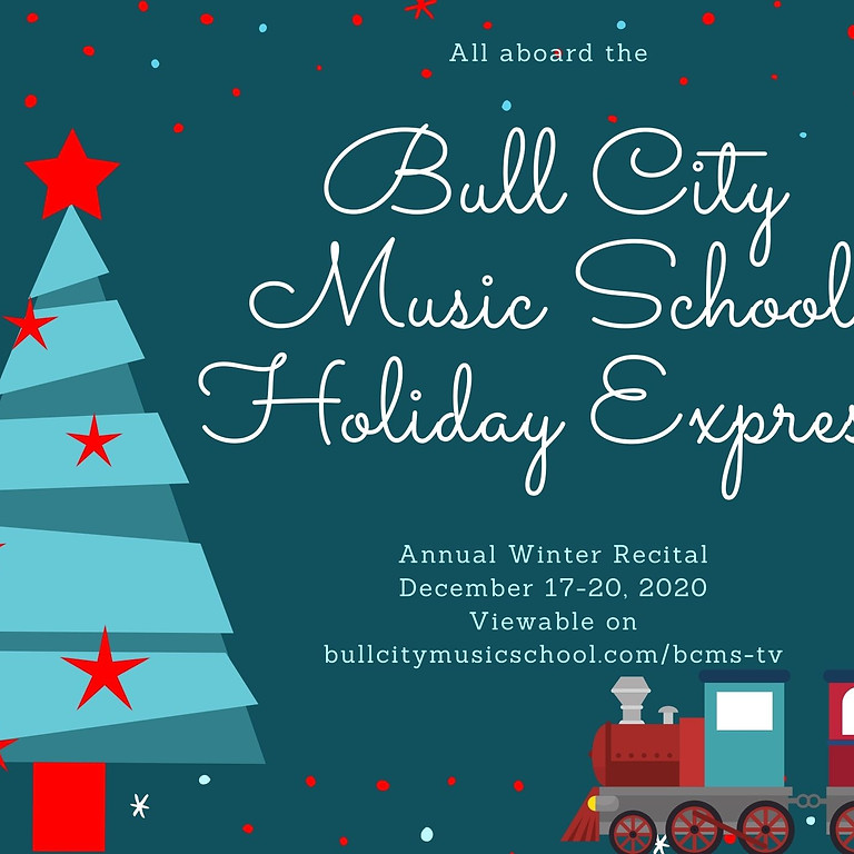 All Aboard the BCMS Holiday Express