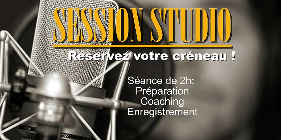 Session studio 2h