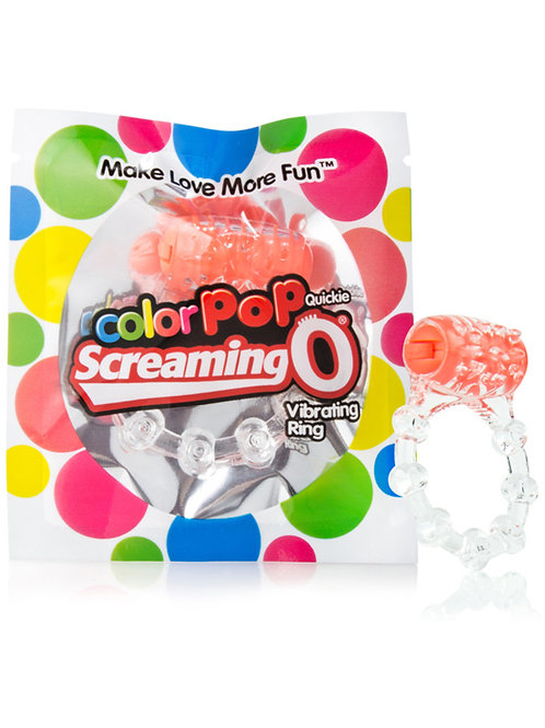Screaming O Vibrating cock ring - 4 colours