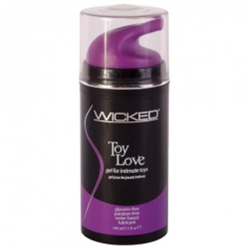 Wicked Toy Love Glycerine Free Lubricant