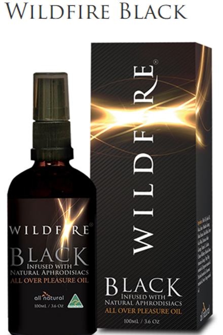 "Wildfire ""Black"" 50ml or 100ml"