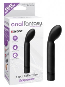 P-Spot Vibrating anal tickler