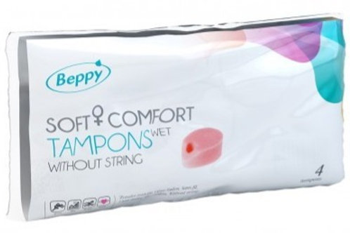 Beppy Soft+Comfort Wet 4 Pcs