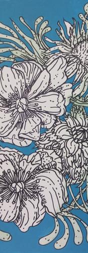 """Available - ~12x9"""" Botanical Illustration #2"""