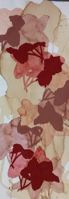 """42x20"""" ON HOLD  - Botanical Illustration #2"""