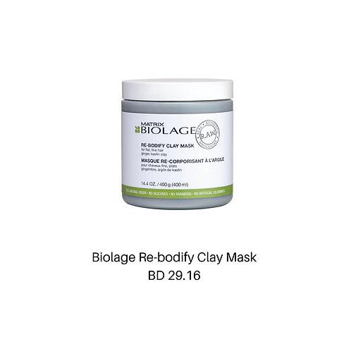 Biolage Re-bodify Clay Mask