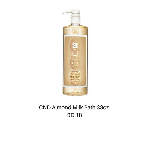 CND Almond Milk Bath 33oz