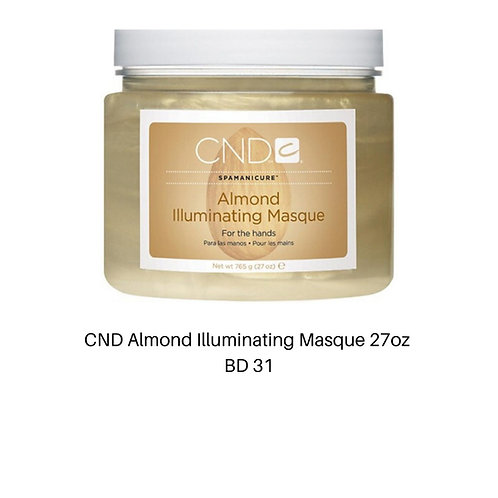 CND Almond Illuminating Masque 27oz