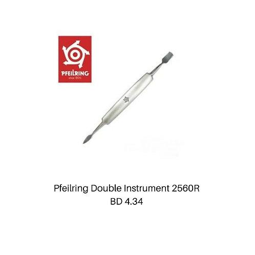 Pfeilring Double Instrument 2560 R