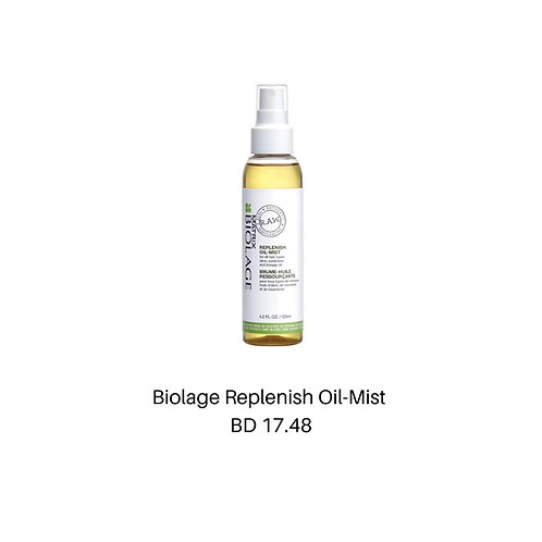 Biolage Replenish Oil-Mist