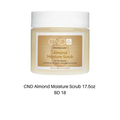 CND Almond Moisture Scrub 17.5 oz