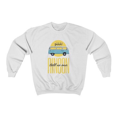 Shhh Tell No One Unisex Heavy Blend™ Crewneck Sweatshirt