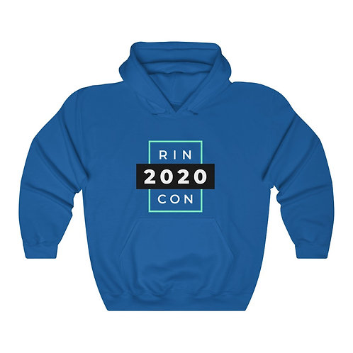 Rincon 2020 Unisex Heavy Blend™ Hooded Sweatshirt