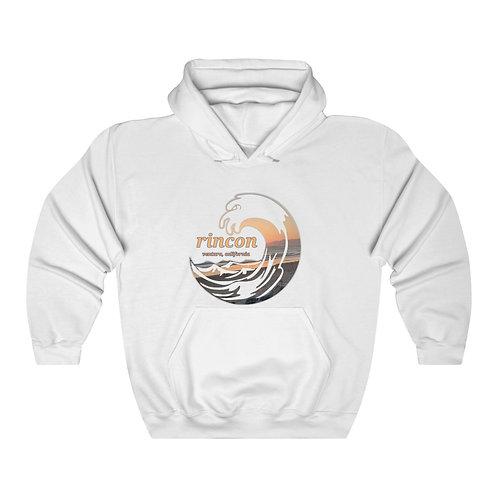 Rincon Wave Unisex Heavy Blend™ Hooded Sweatshirt
