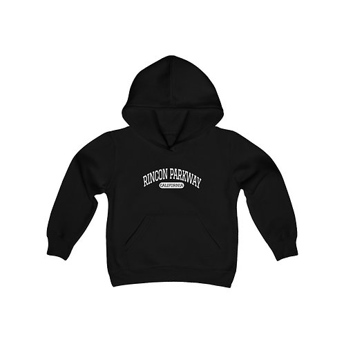 Rincon University Youth Heavy Blend Hooded Sweatshirt