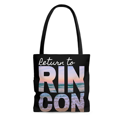 Return to Rincon Tote Bag