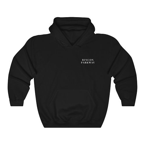 Rincon Great Time Unisex Heavy Blend™ Hooded Sweatshirt (Two-Sided)