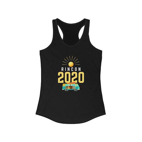 Rincon 2020 Camper Women's Ideal Racerback Tank