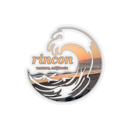 Rincon Wave Sticker